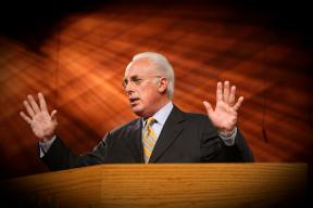 Dr. John MacArthur, Shepherd's Conference 2009