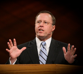 Dr. Rick Holland, Shepherd's Conference 2009